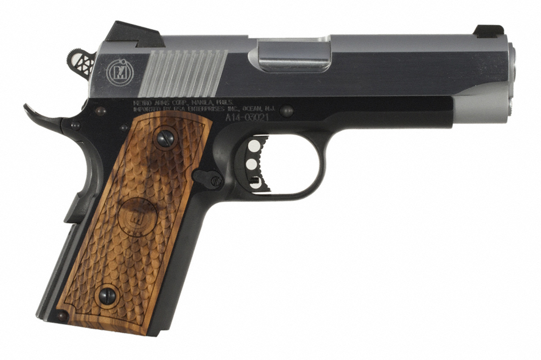 American classic 1911 gun genius for Classic american