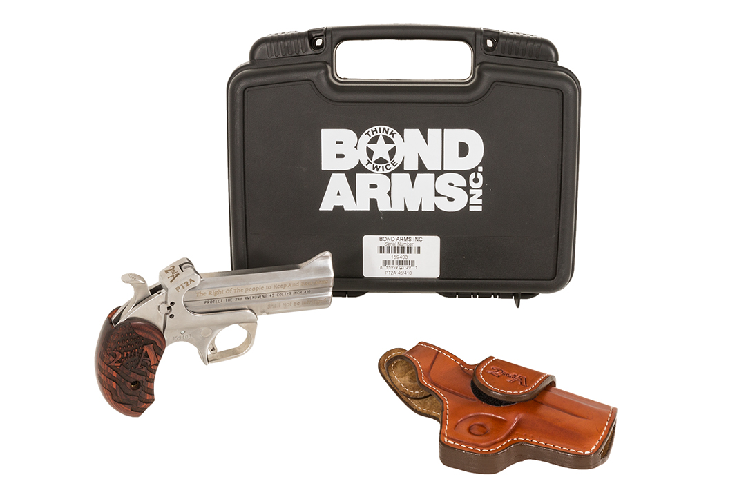 Bond Arms PTS2A