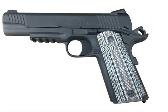 Colt CQBP Marine (M45A1)