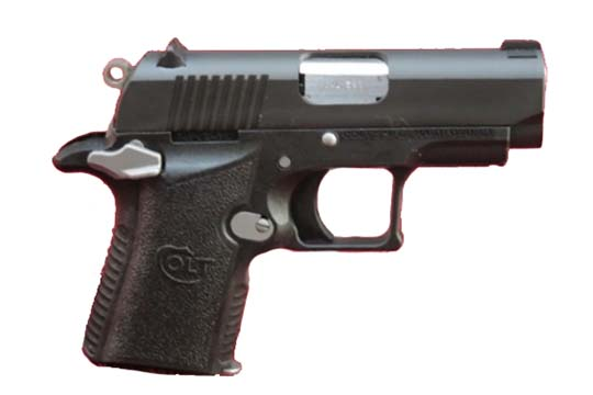 Colt .380 Mustang