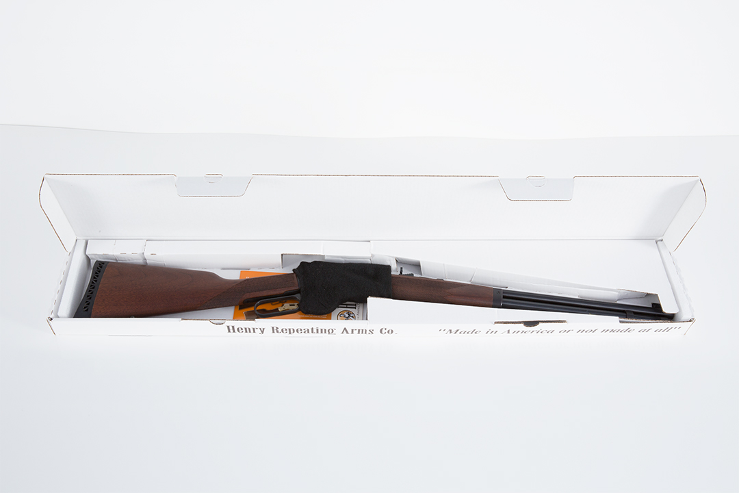 Henry Repeating Arms Big Boy Steel