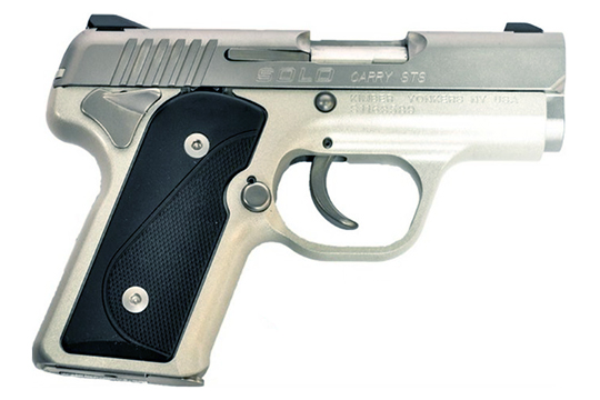 Kimber Solo Carry Stainless