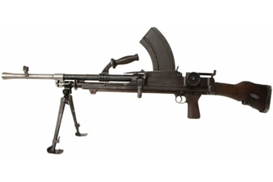 Royal Small Arms Factory BREN