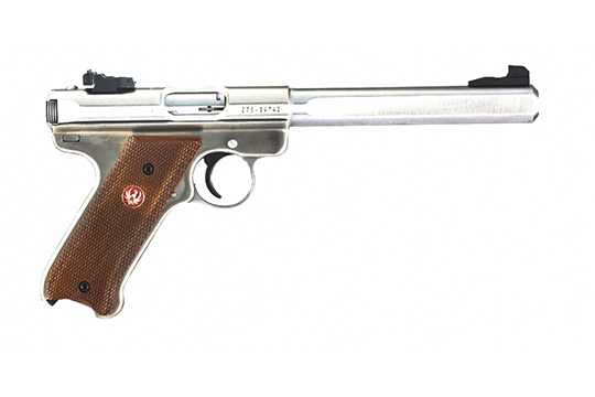 Ruger Mark III Competition