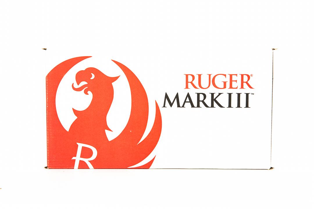 Ruger Mark III Hunter
