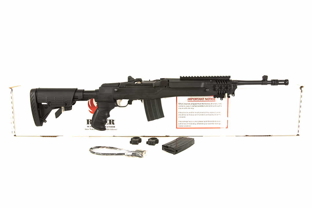 Ruger Mini-14 Tactical