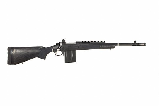 Ruger M77 Gunsite Scout