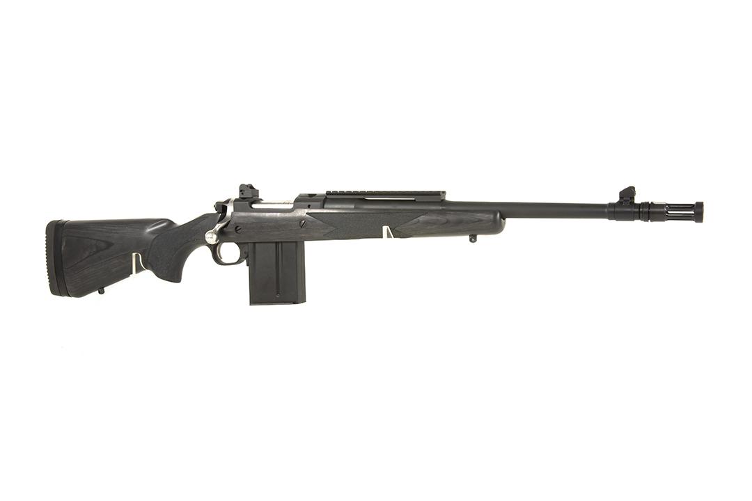 Ruger M77 Gunsite Scout