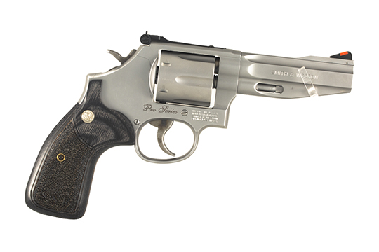 Smith & Wesson 686 Pro