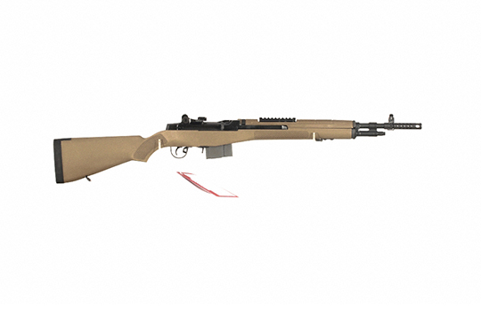 Springfield M1A Scout Squad