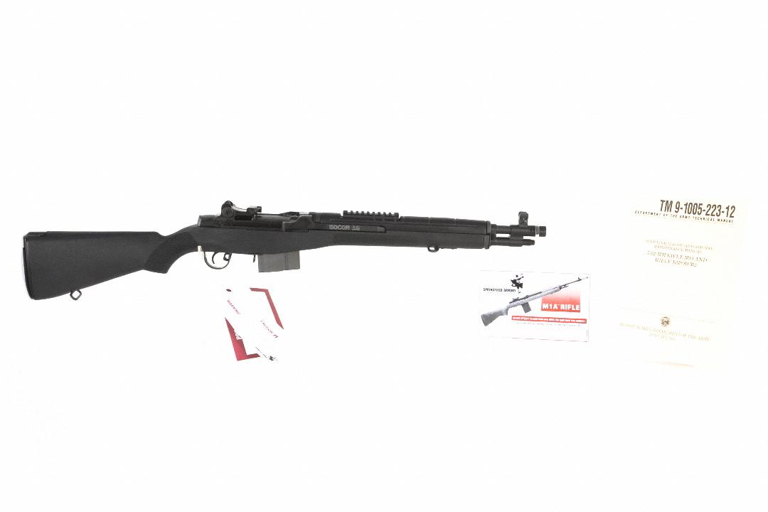 Springfield M1A Socom 16