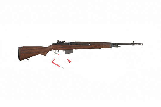 Springfield M1A National Match