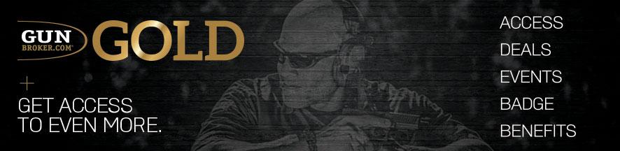 GunBroker.com Gold - Get Access to Even More
