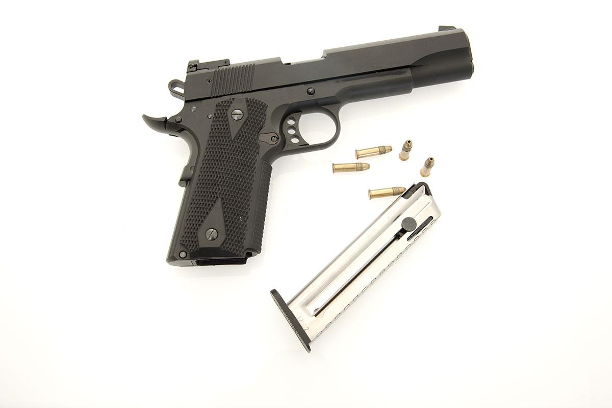 Best 22 Pistol