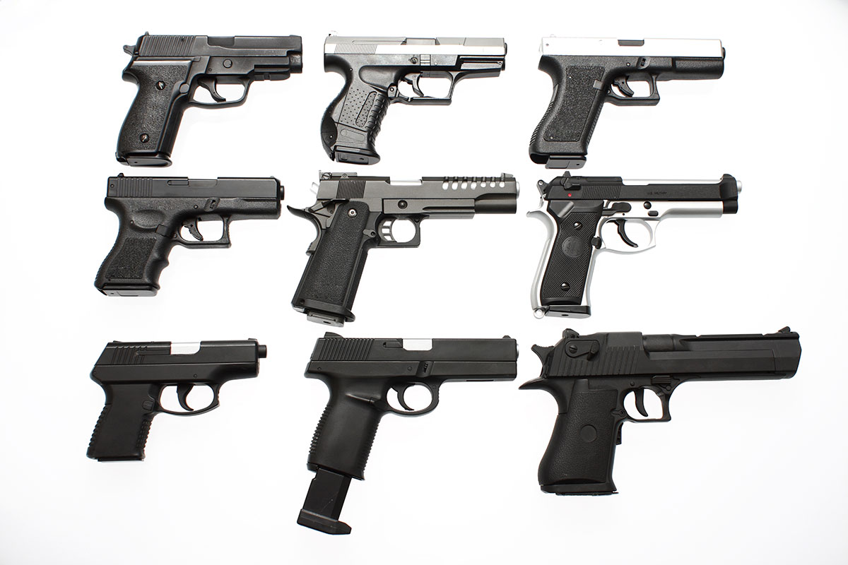 Best Budget Pistols for Beginners