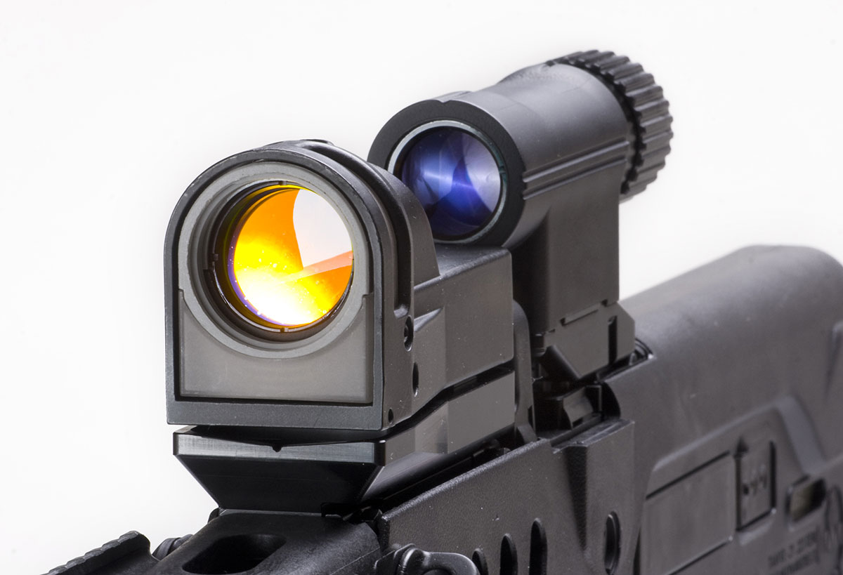 Pistol Optics for Handgun