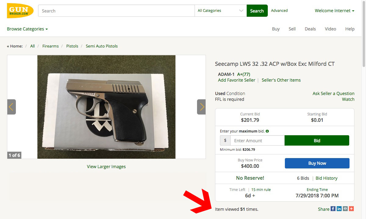 Selling on GunBroker com: How to Sell a Gun - GunBroker com