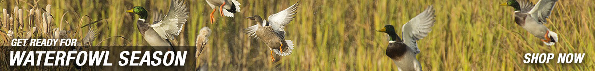 Get Ready for Waterfowl Season